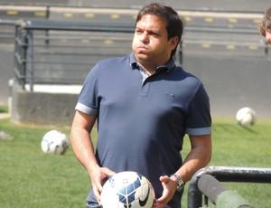 Julio Rondinelli Criciúma coordenador de futebol (Foto: João Lucas Cardoso)
