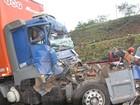 Acidente mata caminhoneiro de 40 anos na Fernão Dias, em Perdões
