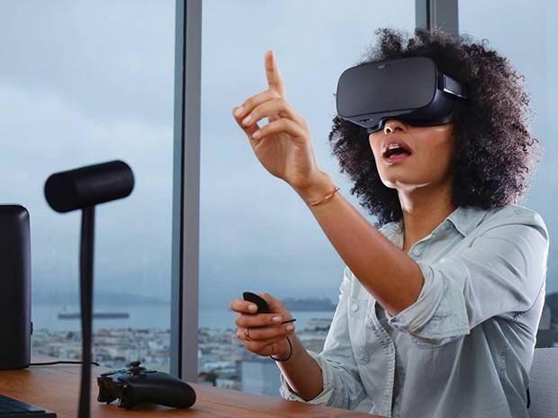 Versão final do Oculus Rift começou a ser emtregue a compradores nesta segunda-feira (28) (Foto: Divulgação/Oculus)