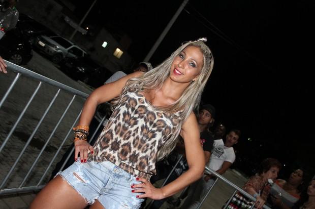 Valesca Popozuda (Foto: Thyago Andrade/Foto Rio News)