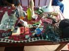 PM encontra drogas, bebida alcoólica e celulares durante revista no Cesein