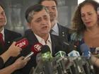 Dilma está 'otimista' e 'confiante', dizem deputados governistas