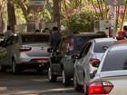 Posto vende 'gasolina transparente' e nega teste de qualidade no DF; vídeo