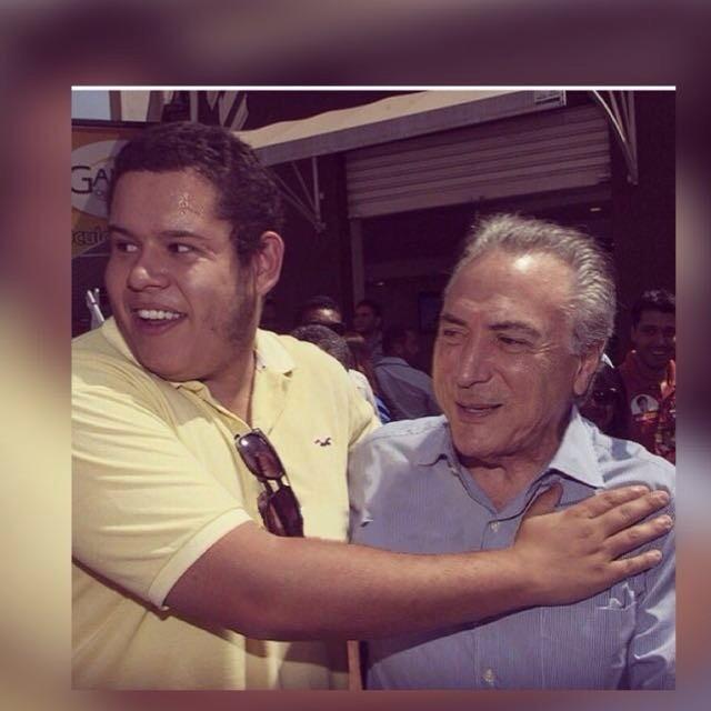 O novo secretário nacional de Juventude, Bruno Moreira Santos (Foto: Reprodução)