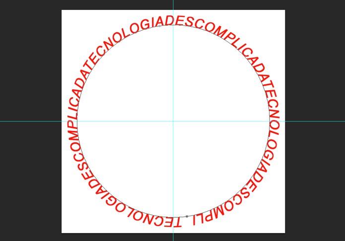 Frase repetida para completar o círculo (Foto: Reprodução/André Sugai)