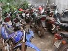Polícia apreende mais de 40 veículos em operação no interior do Tocantins