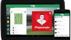 A transmissão  de futebol fica  mais interativa! (Globo)