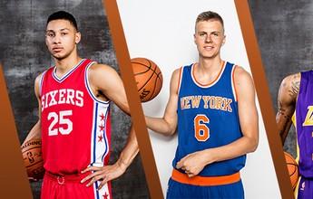 Com aposentadoria de craques, saiba quem são as novas promessas da NBA