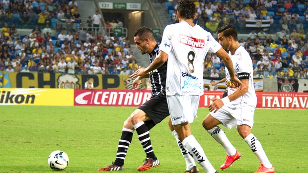 Renato Augusto jogo Bragantino x Corinthians Copa do Brasil (Foto: André Romeu / VIPCOMM)