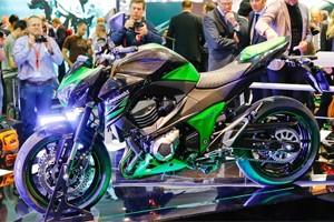 Kawasaki Z800 (Foto: Divulgação)