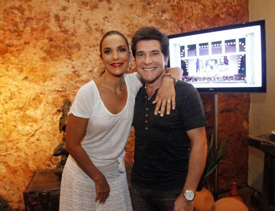 Ivete Sangalo e Daniel participam da campanha  #juntosparasempre, que incentiva a doação de órgãos  (Foto: Divulgação)