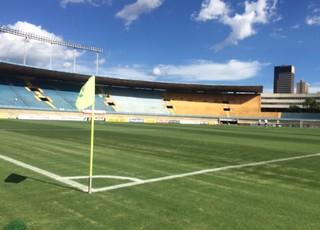 Estádio Serra Dourada (Foto: Sílvio Túlio / GloboEsporte.com)
