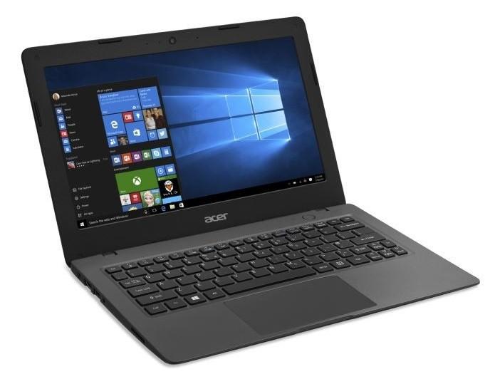 Acer anuncia Cloubook, aparelho que lembra o Chromebook, mas com Windows 10 (Foto: Divulgação/Acer)