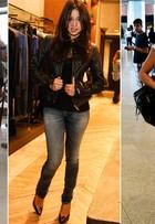 'Meu estilo é ser ousada. Gosto de misturar sem medo', diz Nanda Costa
