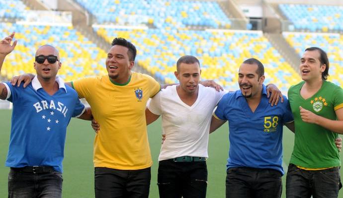 Sorriso Maroto, Maracanã (Foto: André Durão)