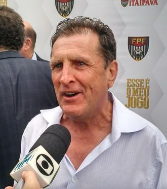 Mauro Guerra, gerente de futebol do Oeste (Foto: Emilio Botta)