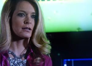 Pamela Parker se surpeende com proposta (Foto: Geração Brasil / TV Globo)