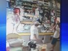 Ladrões armados assaltam supermercado em Marília