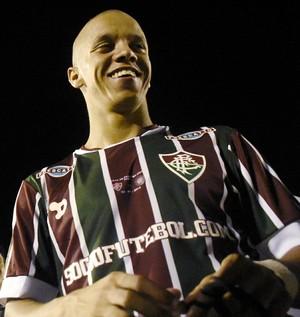 Marcos Junior Fluminense campeão  (Foto: NELSON PEREZ/FLUMINENSE F.C.)