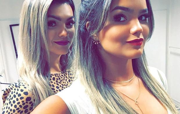 Kelly Key e Suzanna (Foto: Reprodução/ Instagram)