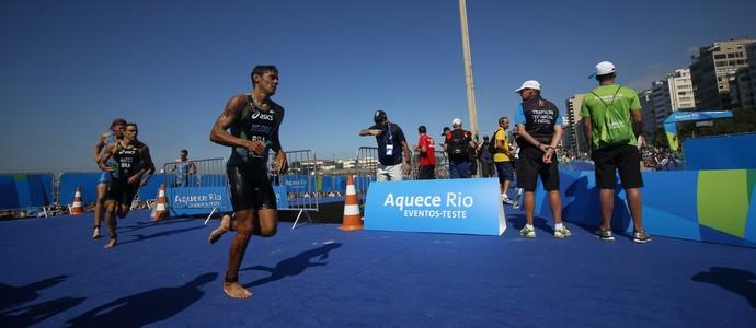 Manoel Messias, triatleta (Foto: Cleber Akamine)