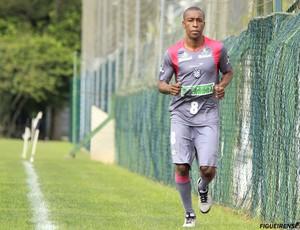 Jackson, volante do Figueirense (Foto: Luiz Henrique, divulgação / FFC)