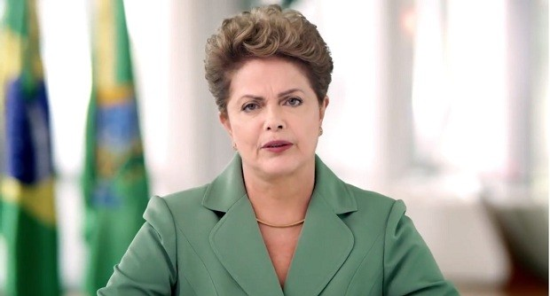 Pronunciamento da presidente Dilma no domingo custou R$ 99,7 mil