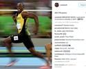 Mas já? Rápido nas pistas e nas redes sociais, Bolt brinca e diz estar em 2017