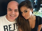 É hoje! Famosos mostram preparativos para o casamento de Fernanda Souza e Thiaguinho
