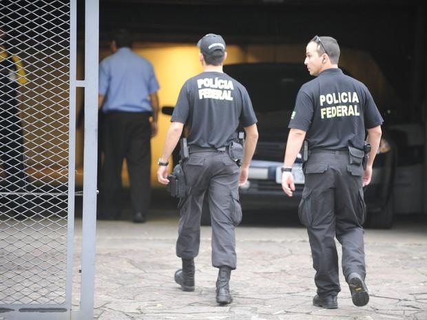 Polícia Federal faz operação contra licenças ambientais ilegais (Foto: Ronaldo Bernardi/Agência RBS )