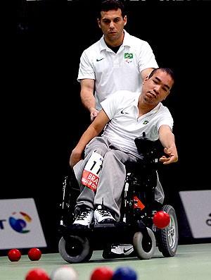 José Chagas bocha Brasil Paralimpíadas (Foto: Buda Mendes / CPB)