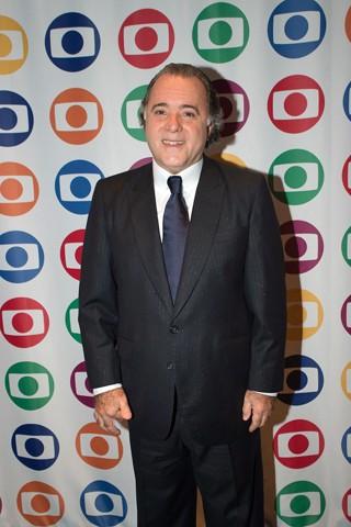 Tony Ramos teva sua sua carreira reconhecida (Foto: Reid Harrison/Globo)