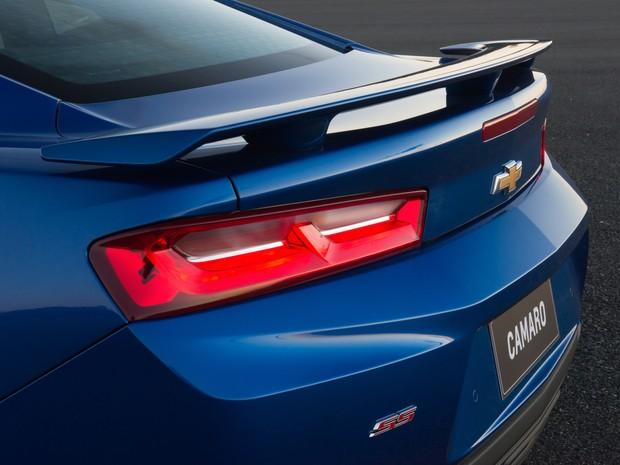 Chevrolet Camaro (Foto: Divulgação)