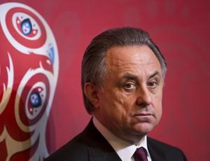 Vitaly Mutko, ministro do Esporte da Rússia