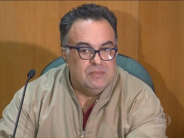 André Vargas (Foto: Rede Globo)