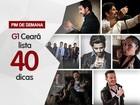 Ceará tem Pe. Fábio de Melo, rock e humor no fim de semana; 40 dicas