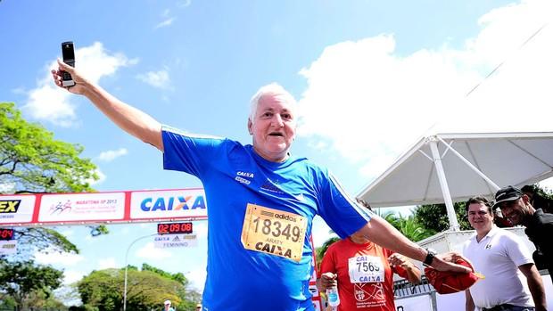 Maratona de São Paulo (Foto: Marcos Ribolli)