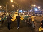Rio tem protesto contra Dilma e Lula