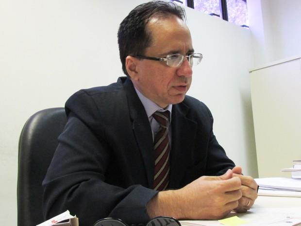 Procurador falou sobre investigação de R$ 180 mil encontrado com motorista do Senado (Foto: Catarina Costa / G1)