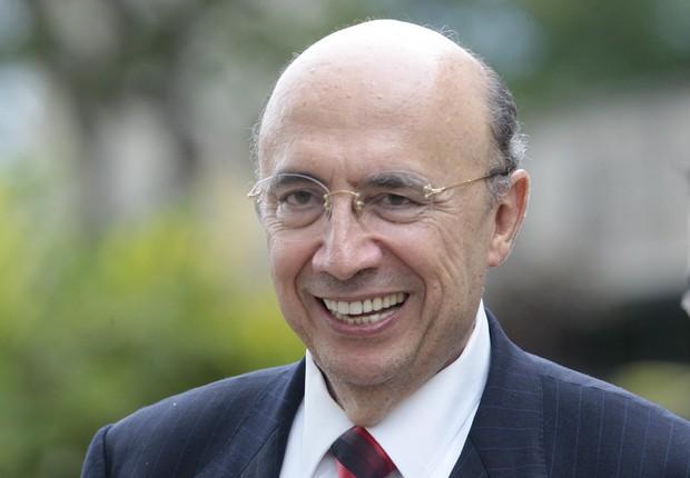 Henrique Meirelles , ex-presidente do Banco Central (Foto: Agência Brasil/Arquivo)