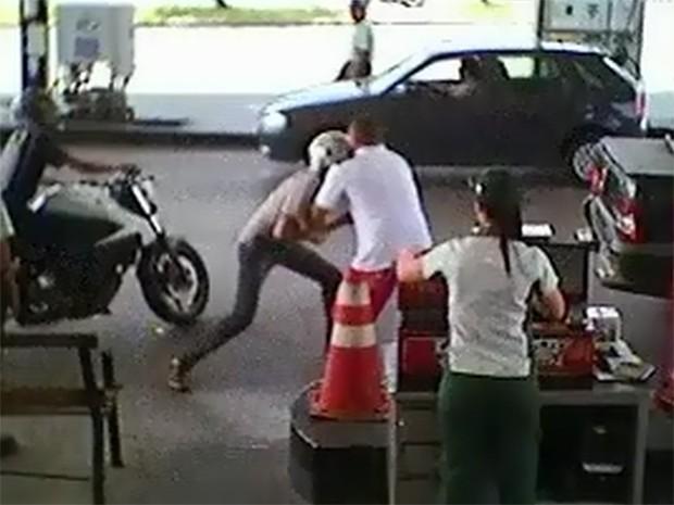 Policial militar foi morto em Campinas e crime pode ter motivado chacinas (Foto: Reprodução / EPTV)
