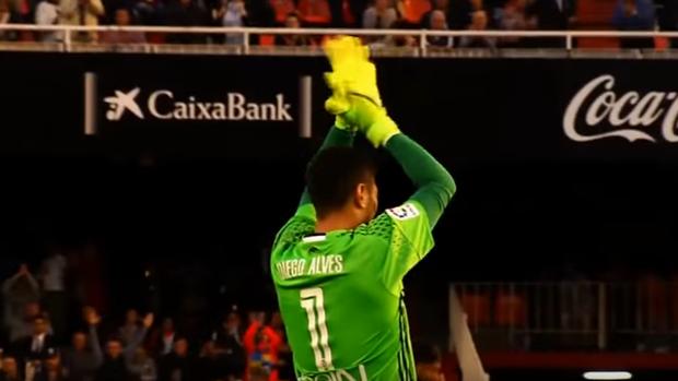 Diego Alves Valencia