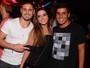Giovanna Lancelotti e Daniel Rocha curtem a noite carioca