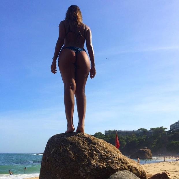 Franciele Almeida (Foto: Reprodução/Instagram)