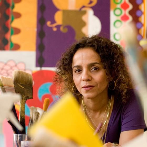 Beatriz Milhazes: primeira exposição solo em terras estrangeiras no Pérez Art Museum, em Miami, (Foto: Divulgação)