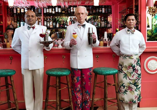 Paul's Cocktail Lounge (Foto: Divulgação)