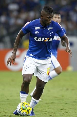 Riascos Cruzeiro (Foto: Washington Alves/ Lightpress)