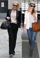 Nova 'it bag' é aposta de famosas como Miranda Kerr e Charlize Theron