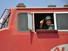 'País corre atrás do prejuízo', diz Dilma ao inaugurar ferrovia em MT