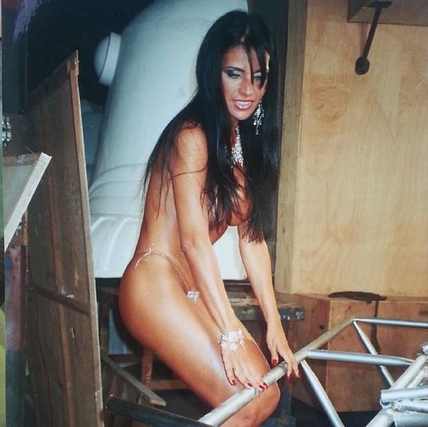 Solange Gomes (Foto: Instagram / Reprodução)